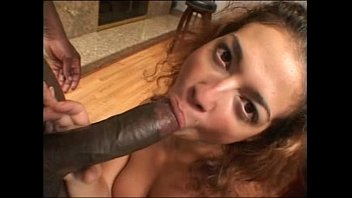 Bella Marie Wolf in Lovin the big black one