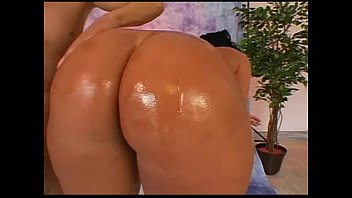 "Oiled Up Backshot Creampie ""Give Me That Dick Daddy"""