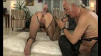 Naughty America - Find Your Fantasy Janet Mason fucking in the living room